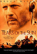 """Tears Of The Sun"" movie clips poster"
