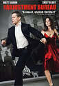 """The Adjustment Bureau"" movie clips poster"