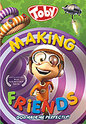 """The Adventures of Toby: Making Friends"" movie clips poster"