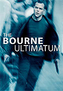 """The Bourne Ultimatum"" movie clips poster"