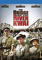 """The Bridge On The River Kwai"" movie clips poster"