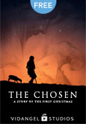 """The Chosen - Christmas Pilot"" movie clips poster"