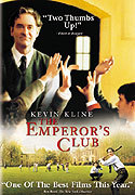 """The Emperor's Club"" movie clips poster"