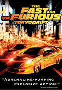 """The Fast And The Furious: Tokyo Drift"" movie clips poster"