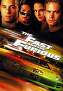 """The Fast And The Furious"" movie clips poster"
