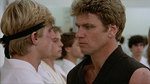 "Watch the movie clip ""Mercy Is For The Weak"" from ""The Karate Kid (1984)"""
