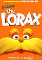 """The Lorax"" movie clips poster"