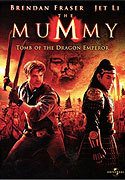 """The Mummy: Tomb Of The Dragon Emperor"" movie clips poster"