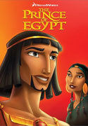 """The Prince Of Egypt"" movie clips poster"