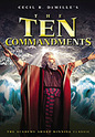 """Ten Commandments"" movie clips poster"