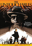 """The Untouchables"" movie clips poster"