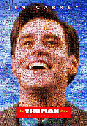 """Truman Show"" movie clips poster"