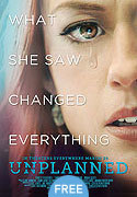 """Unplanned"" movie clips poster"