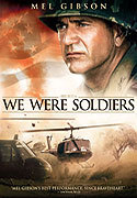"""We Were Soldiers"" movie clips poster"